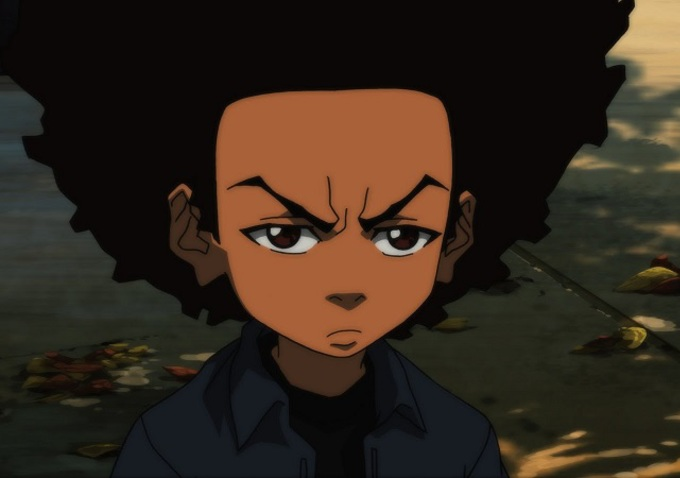 THE BOONDOCKS SEASON 4 returns APRIL 21st at 10:30PM!