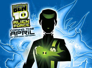 BEN10: ALIEN FORCE COMING APRIL '08!!!!!