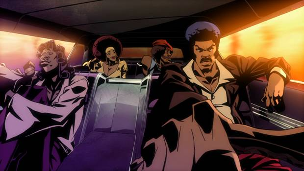 BLACK DYNAMITE: THE PILOT IS HERE!!!!!