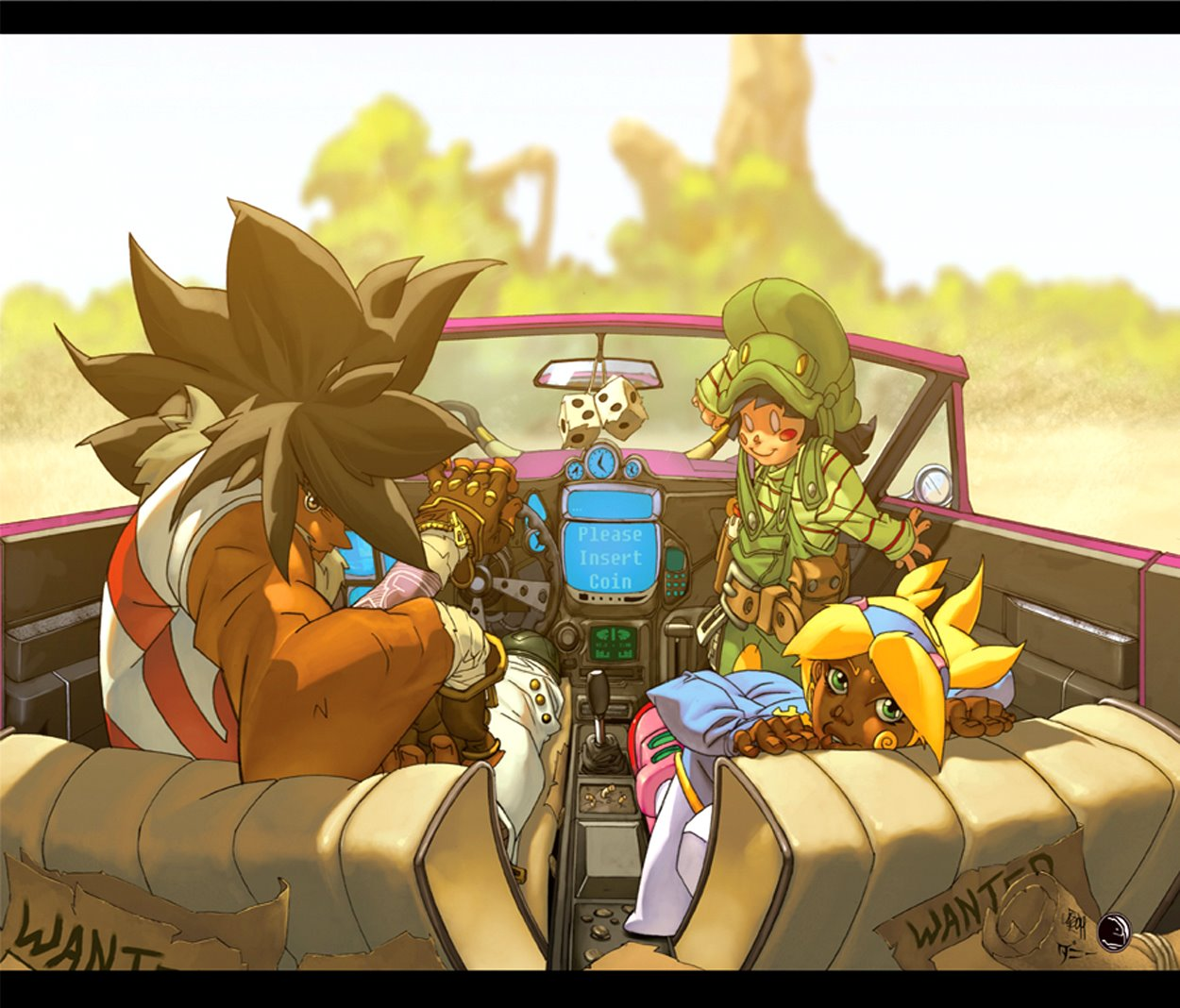 Throwback Cannon Busters 0 Cover Art Of Lesean Thomas