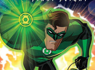 GREEN LANTERN: FIRST FLIGHT DVD RELEASE DATE!!!!