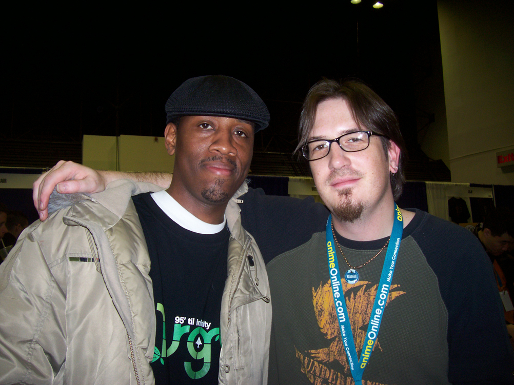 Me and good buddy and Marvel supertalent, Mark Brooks
