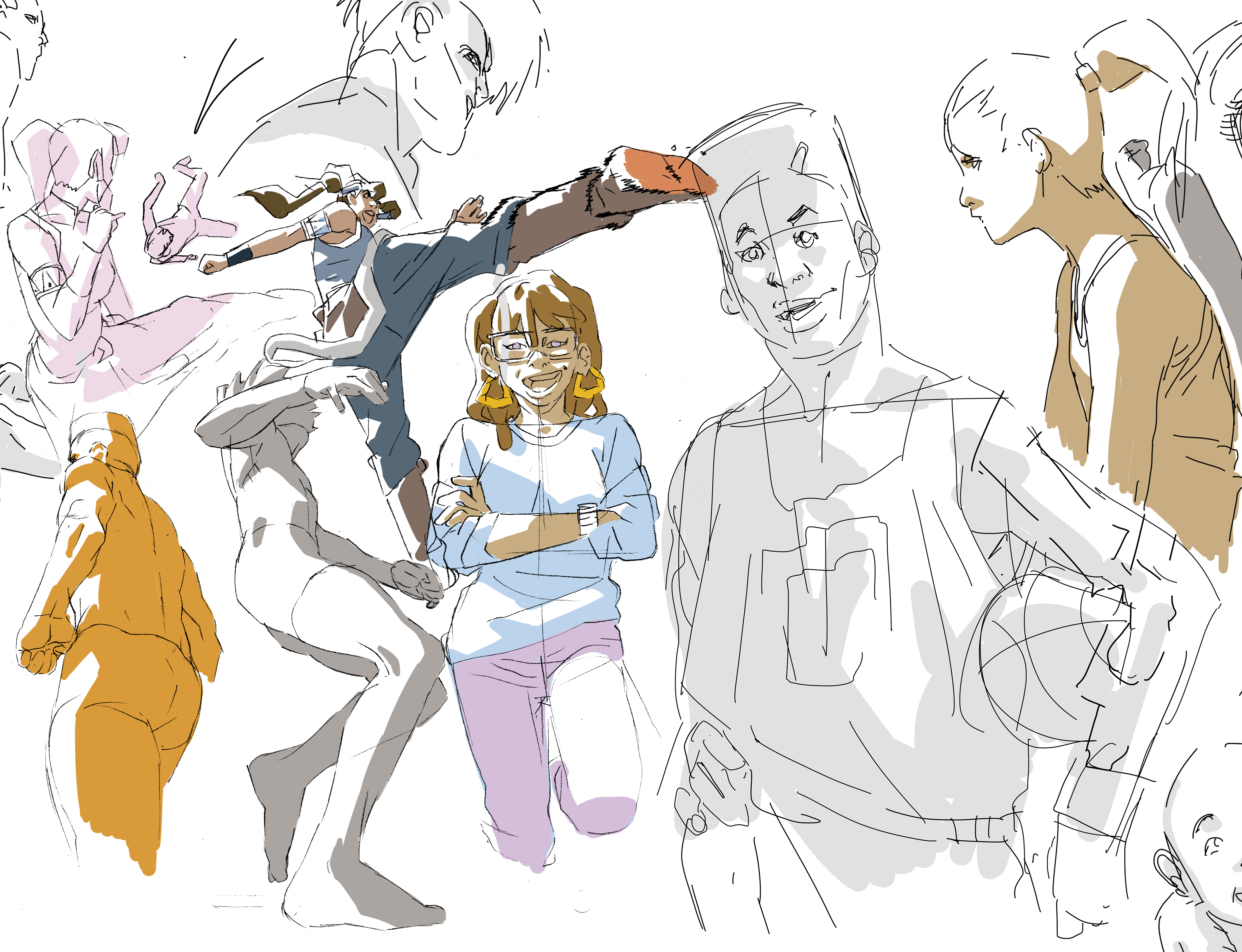 Some more warm-ups