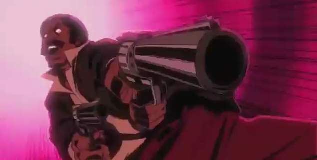 BLACK DYNAMITE SEASON FINALE SNEAK PEEK!!!