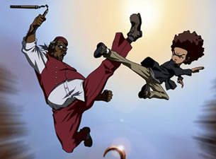 THE BOONDOCKS: SEASON 2 COMING FALL 2007
