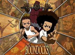 THE BOONDOCKS AIRS IN JAPAN!!!