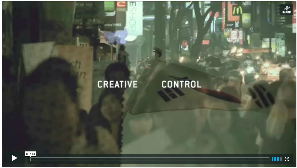 CREATIVE CONTROLTV: SEOUL SESSIONS OFFICIAL TRAILER
