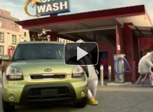 2010 Kia Soul Hamster Commercial | Black Sheep.
