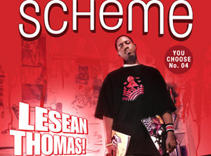 SCHEME MAGAZINE INTERVIEW….