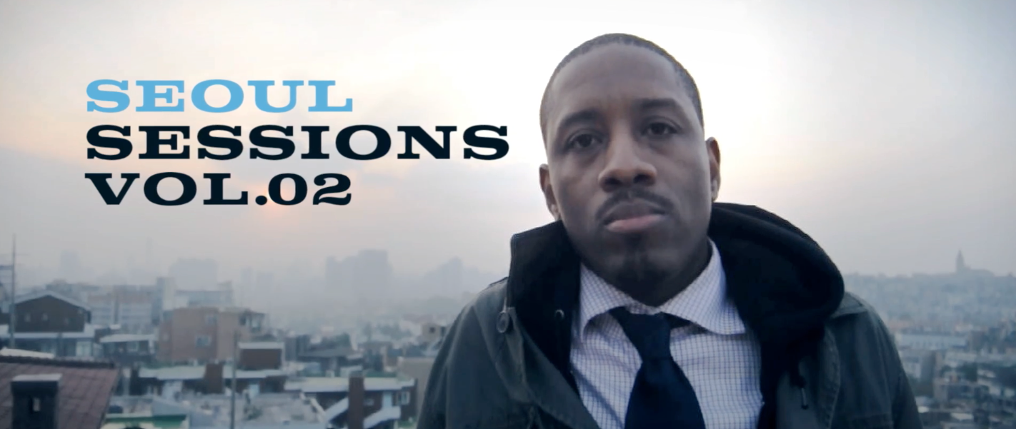 """SEOUL SESSIONS : Ep2- """" The Foreign Exchange """""""